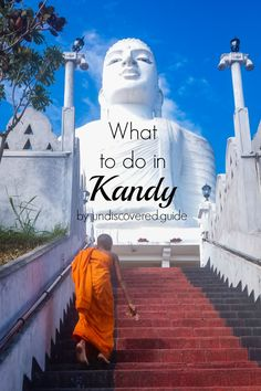 The ultimate guide of things to do in Kandy, Sri Lanka
