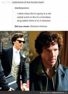 Sherlock Fanblog