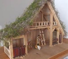 Nativity Stable 6 | Opa's Nativity Scene