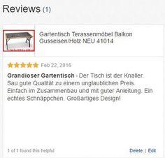 Legale Produkt Rezensionen auf Amazon und Ebay http://dld.bz/eVF8r