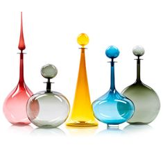 Gorgeous hand blown glass / Joe Cariati