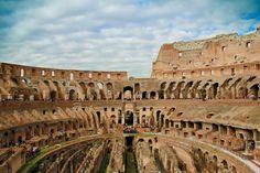 ROME - ITALY Arena do Coliseu