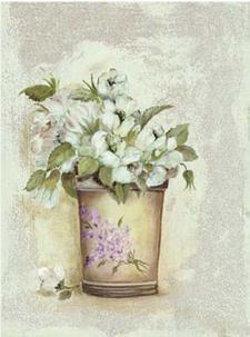Maceta Lilac I - Luisa Romero