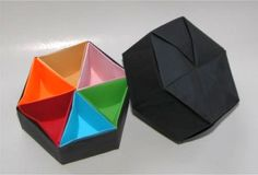Arte Carta Origami Composti (23)