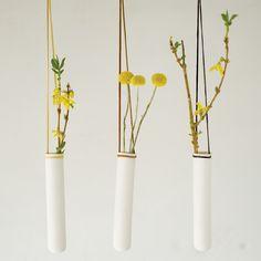 Hanging Tube Vase