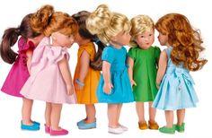Colección #SweetGirls , una de las novedades de #KätheKruse #muñecas #barruguet
