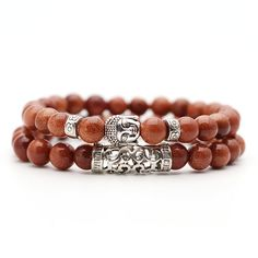 Choose from 18 styles or collect them all. One size fits all. These make great gifts too! Power Bracelet, Handcrafted Jewelry, Handmade, One Size Fits All, Great Gifts, Beaded Bracelets, Pure Products, Earrings, Buddha Buddhism