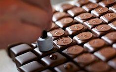 Exklusive Schokoladengeschäfte für Gourmets