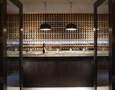 Thou shalt not covet thy neighbor's wine cellar...or something like that.
