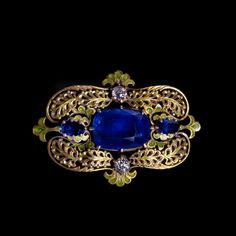 FAERBER COLLECTION: rare antique jewellery and exceptional gemstones