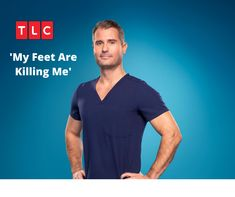 Dr. Brad Schaeffer, a Hillsborough podiatrist at family Foot & Ankle Specialists, will be starring on TLC's new show, 'My Feet Are Killing Me'.   Dr. Brad Schaeffer will treat some of the most shocking foot problems from skin disorders, to extra toes, to nail problems. Some people let their foot problems go for a long time because their embarrassed. Dr. Schaeffer is here to help you feel better, look better so you can live a happy life.  Tune in to see some of the most intense foot problems!