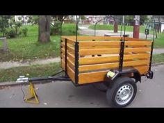 Remolque en estacas (estandar). REMOLQUES JLF - YouTube                                                                                                                                                      Más