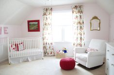Red and Pink Nursery