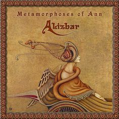 CD cover for Alizbar by INDRIKoff on DeviantArt