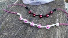 Naramok pink a pink&white