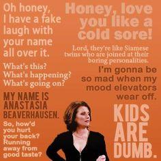 Karen Walker favorite quotes...