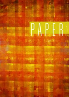 Paper Project #17 - #creativity #paper #colour