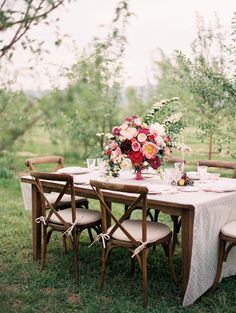 Photography: Sara Hasstedt - www.sarahasstedt.com  Read More: http://www.stylemepretty.com/2014/09/12/intimate-dinner-party-inspiration-at-ya-ya-farm-orchard/