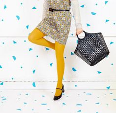 Rock the Retro - Vintage style plastic shoppers, baskets and the French Original jelly shoes