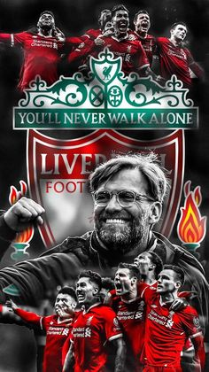 Are you a true fan of Liverpool Football Club? Find out for yourself through this quiz set! Consider yourself a supporter of soccer? How well do you know Liverpool F. I Implore you to participate in this Liverpool quiz. Liverpool Team, Liverpool Tattoo, Liverpool Anfield, Liverpool Champions, Salah Liverpool, Champions League, Liverpool Fc Wallpaper, Liverpool Wallpapers, Premier League