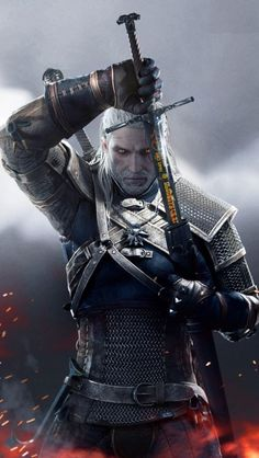 The Witcher 3 Geralt of Rivia Game of the year