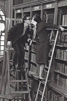Love in the Library #libraries