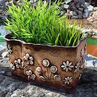 Die Besten 20 Gartenkeramik Einfach Tpfern Ideen Fr Haus Und Garten | Garden  Art/Garden Junk/Garden Decor | Pinterest | Garten, Pottery And Clay
