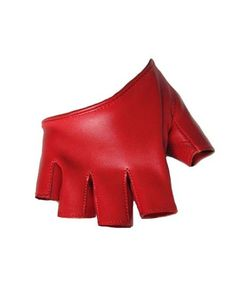 Faux Leather Fingerless Gloves   Featuring a faux leather main with a soft hand feel, and a fingerless design.