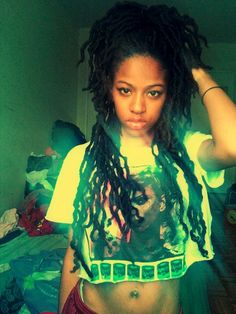 Very pity Black girls with dreads read