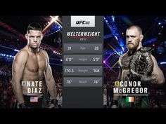 UFC 205 Free Fight: Conor McGregor vs Nate Diaz 2