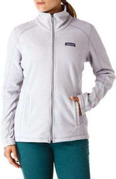 Drifter Grey - Patagonia Micro D Fleece :: $89