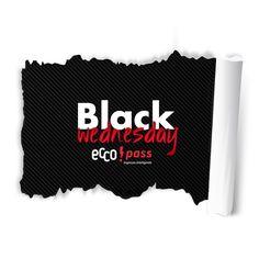 É hojeeee! Em comemoração a semana do consumidor: BLACK WEDNESDAY ECCOPASS! HOJE na Loja do EccoPass no Beiramar Shopping, na compra de um ingresso você ganha o segundo! Corra e garanta o seu!