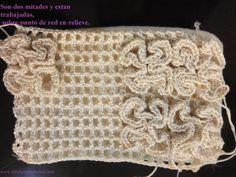 Funda móvil. Tutorial en www.crochetenlasnubes.com