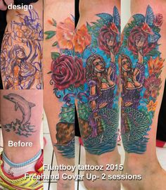 Molly'sd cover up