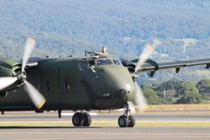 Caribou DHC-4 from the Historical Aircraft Restoration Society {Museum} #Wollongong