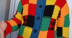 Harry Styles, Crochet Cardigan, Lana, Men Sweater, Sweaters, Fashion, Hoodie Sweatshirts, Mittens, Pop Of Color