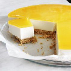 Торт-суфле с творогом  / Популярная медицина