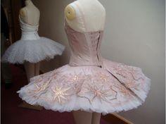 Royal ballet tutu.