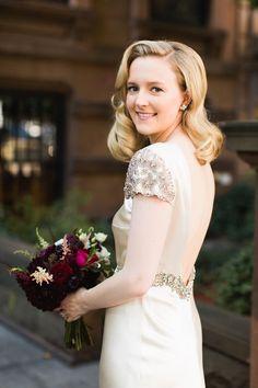 Elegant New York Wedding   Julia Elizabeth Photography   Bridal Musings Wedding Blog