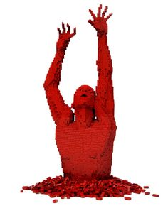 20 Amazing Lego Sculptures That Will Blow Your Mind