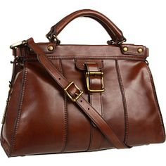Fossil Vintage Revival Satchel Butterscotch - Zappos.com Free Shipping BOTH Ways