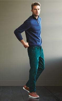 Veja onde encontrar peças para montar um bom look com calça colorida - Moda - UOL Mulher