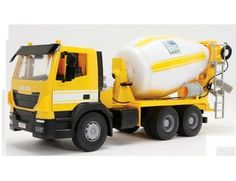 The 1/16 Iveco Cement Mixer from the Britains Big Works collection - Discounts on all Britains Toys at Wonderland Models.  One of our favourite models in the Britains Big Works Vehicle range is the Iveco Cement Mixer.
