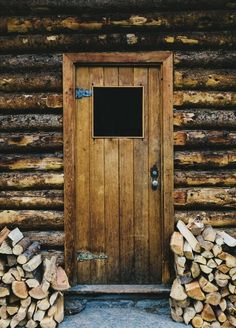 graceu2013uponu2013grace u201c Emanuel Smedbol u201d & Old log cabin doors | There were no guides to regale with facts and ...