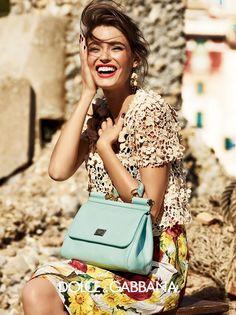 Dolce & Gabbana, I always love their ads