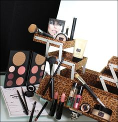 BBTV Affiliate Makeup Crew Starter Kit….Helping our clients look amazing on camera!! Do you love the world of makeup?…come join our crew! www.badassbeautytv.com