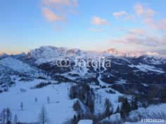 #Early #Morning #Skiing At #Nassfeld #Carinthia #Austria @fotolia #fotolia @fotoliaDE #nature #landscape #winter #season #panorama #bluesky #colorful #holidays #travel #vacation #sightseeing #mountains #outdoor #view #wonderful #beautiful #stock #photo #portfolio #download #hires #royaltyfree
