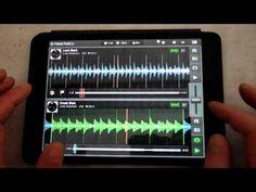 iPad, App, DJ, Traktor DJ for iPad, Native Instruments, Audio