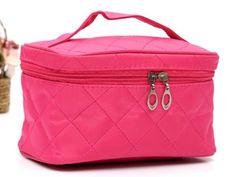 Nylon Make Up Bags Women Cosmetic Bag Large Capacity Storage Handbag Travel Toiletry Makeup Bag For Ladies Beauty Bags SC0322