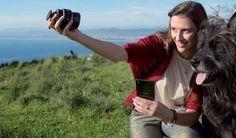 Sony QX1 y QX30 : Teléfono móvil a cámara profesional